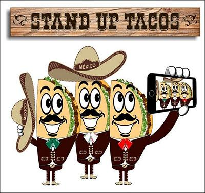 Stand Up Tacos