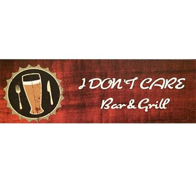 I Don't Care Bar And Grill