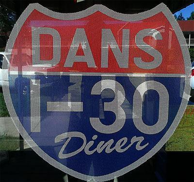 Dan's I-30 Diner