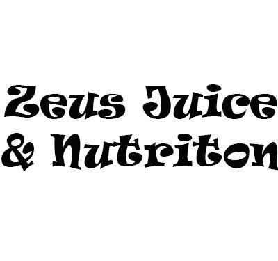 Zeus Juice & Nutriton