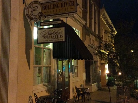 Rolling River Bistro