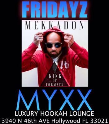 Myxx Luxury Hookah Lounge