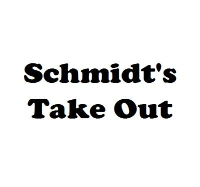 Schmidt's Take Out