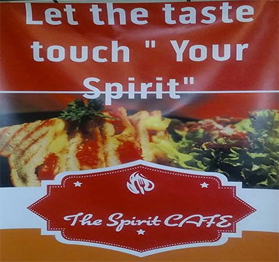 The Spirit CAFE Detroit