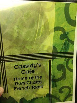 Cassidy's Cafe