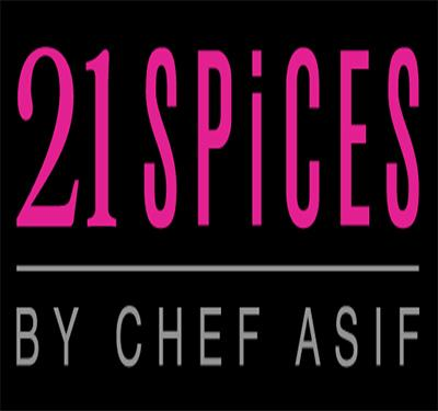 21 Spices by Chef Asif