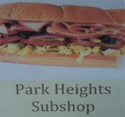 Park Heights Sub Shop