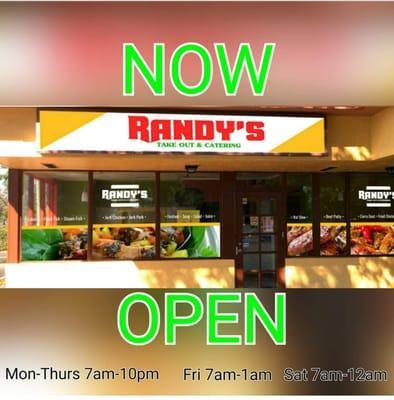 Randy's Takeout