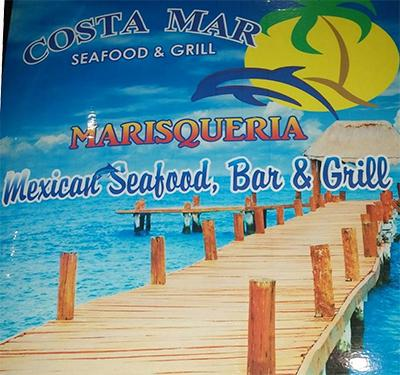 Costa Mar Seafood and Grill