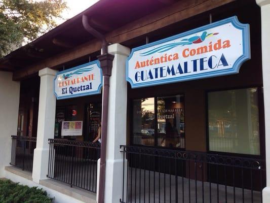 Restaurante El Quetzal