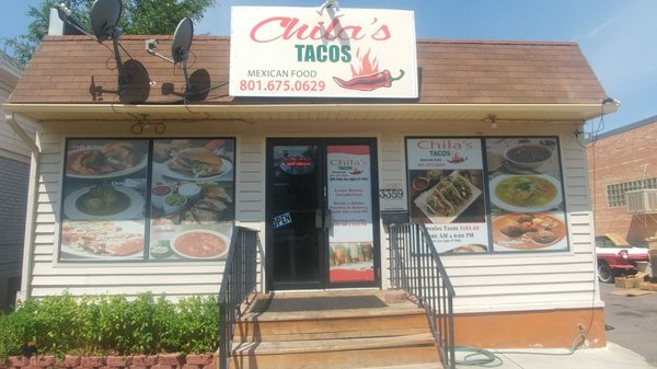 Chilas Tacos