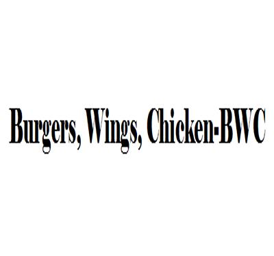 Burgers, Wings, Chicken