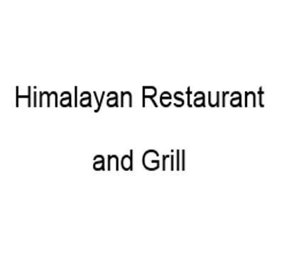 Himalayan Restaurant and Grill