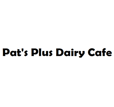 Pat's Plus Dairy Cafe