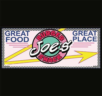 Joe's Burger Shack
