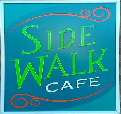Sidewalk Cafe and Wine Bar