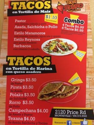 Tacos El Rorro