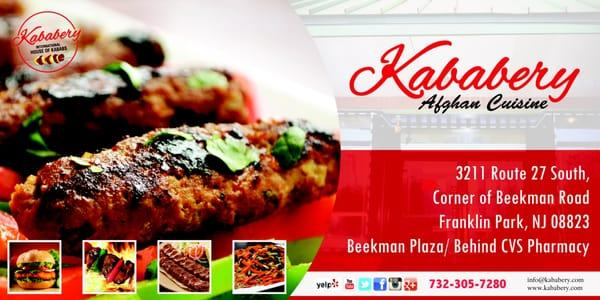 Kababery Grill