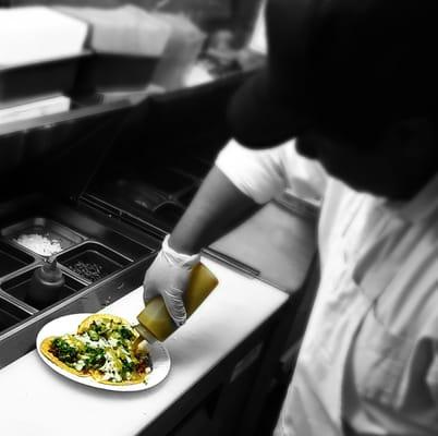 Tacos La Restirada