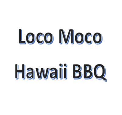 Loco Moco Hawaii BBQ