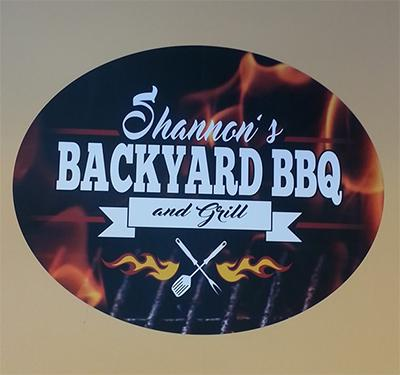 Shannon's Backyard BBQ and Grill