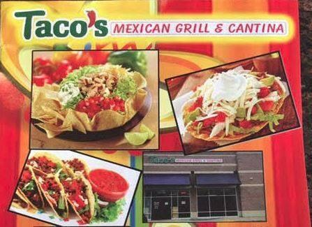 Taco's Mexican Grill & Cantina