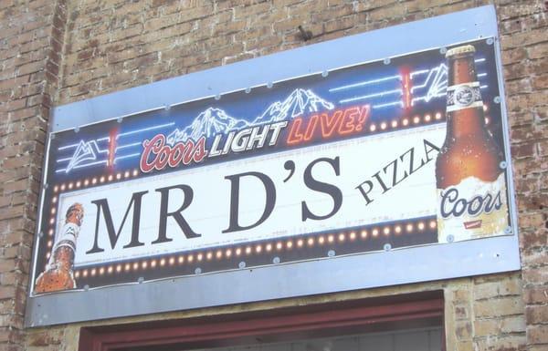 Mr. D's Pizza & Pub