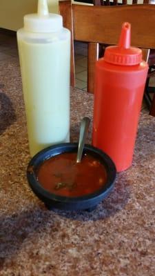 Chorizo Grill