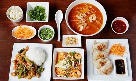 Bamboo Thai Restaurant