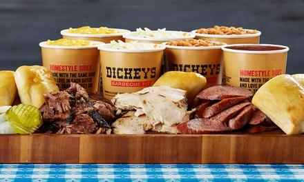 DICKEY'S BARBECUE PLUS