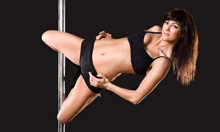 Romance and Dance Pole Aerobics