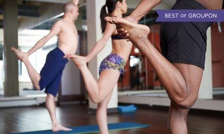 Bikram Yoga Natomas