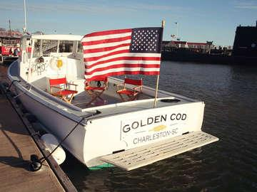 Classic Boat Charleston