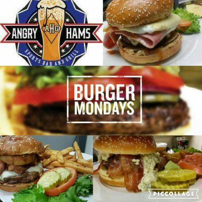 Angry Ham's Garage Bar & Grill