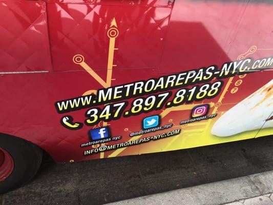 Metroarepas