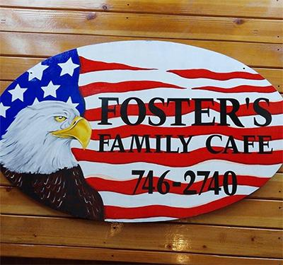 Foster's Family Cafe
