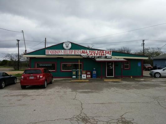 Henderson's Hilltop Restaurant
