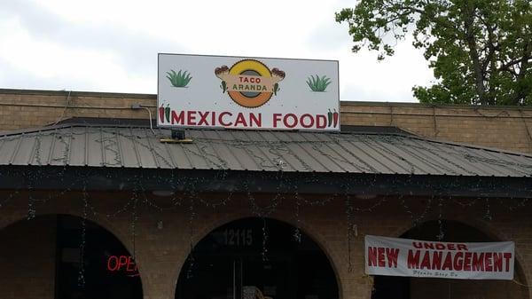Taco Aranda Mexican Food