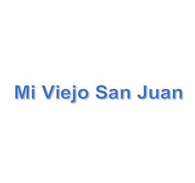 Mi Viejo San Juan