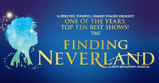 Finding Neverland at Buell Theatre