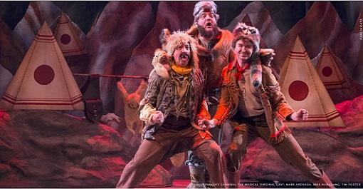 Cannibal! The Musical at Capitol Theatre
