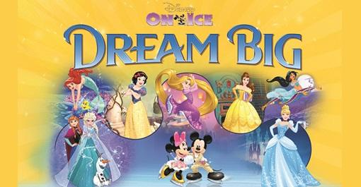 Disney on Ice presents Dream Big at Legacy Arena at BJCC