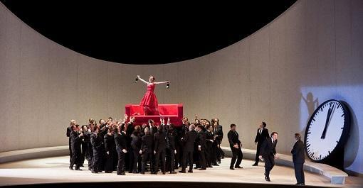 La Traviata at the Metropolitan Opera