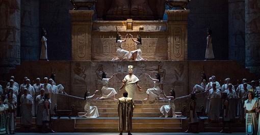 Aida at the Met