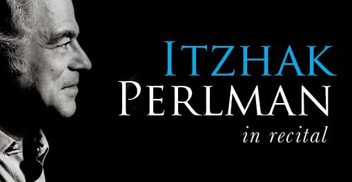 Itzhak Perlman at Schermerhorn Symphony Center