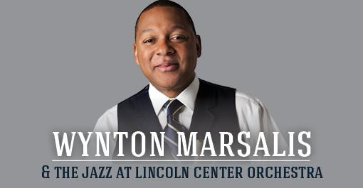 Wynton Marsalis at Schermerhorn Symphony Center