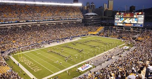 Pittsburgh Panthers at Heinz Field