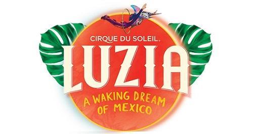 Luzia by Cirque Du Soleil at Grand Chapiteu at AT&T; Park