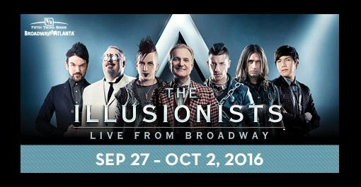 The Illusionists at The Fox Theatre
