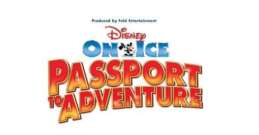 Disney on Ice Passport to Adventure at Oracle Arena